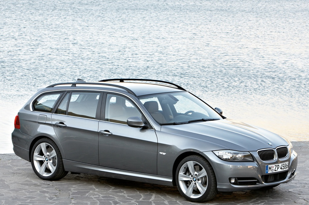 BMW 3-Series Wagon to Offer Diesel Variant in US