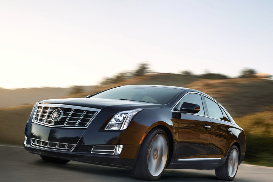 2014 Cadillac XTS to Add Twin-Turbo V6