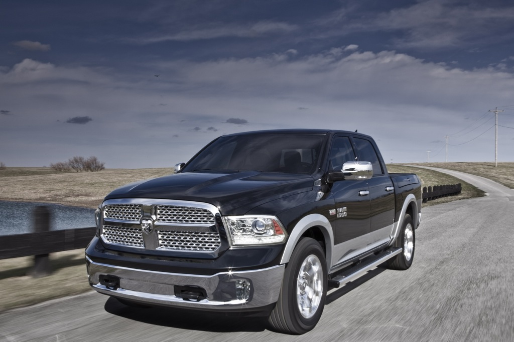 2014 RAM 1500 to Gain Diesel Power this Summer