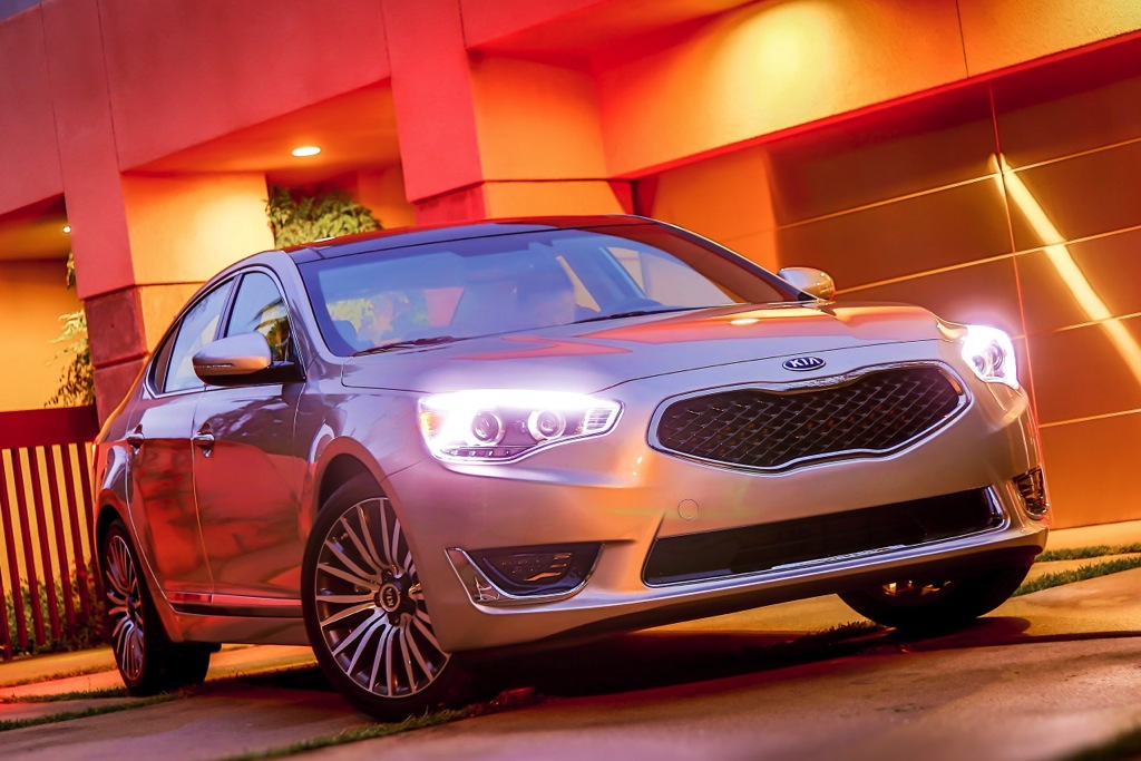Pricing for All-New 2014 Kia Cadenza Announced