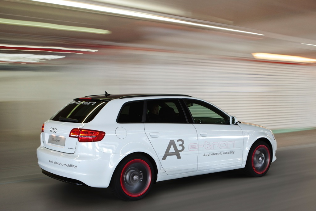 2014 Audi A3 e-Tron Plug-In Hybrid Confirmed For US Debut
