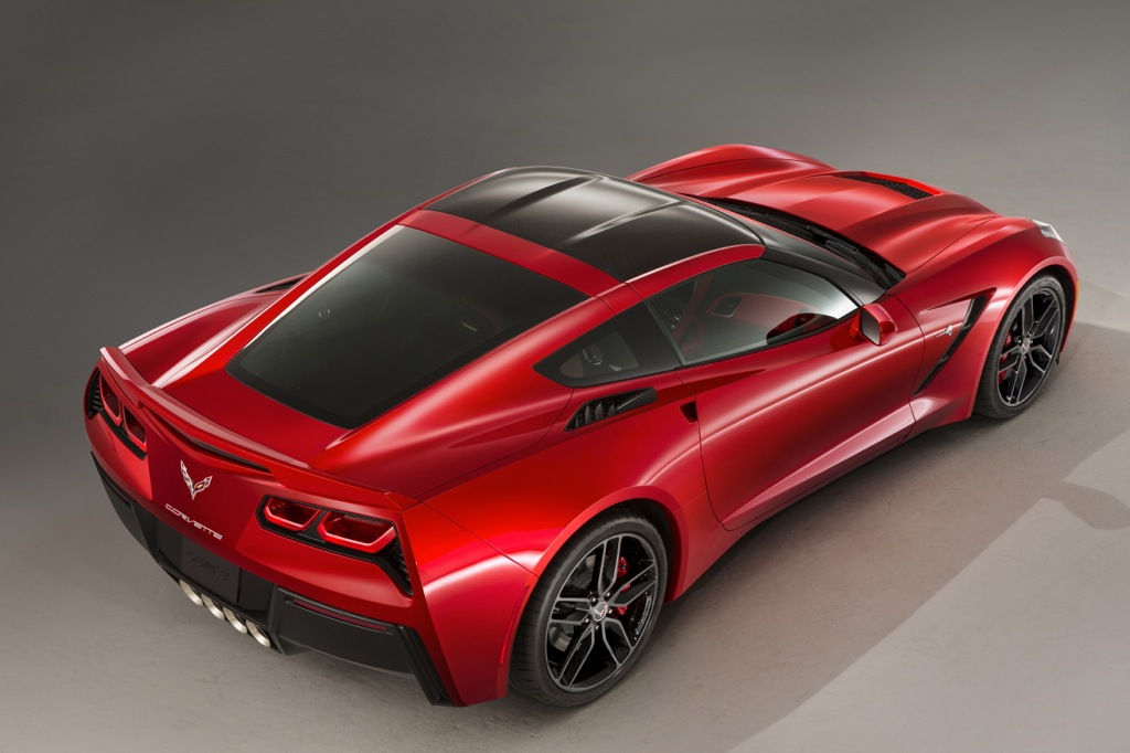 2014 Chevrolet Corvette Pricing Announced