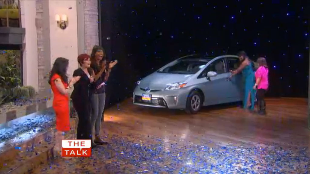 AutoTrader.com Surprises Mom with New Car