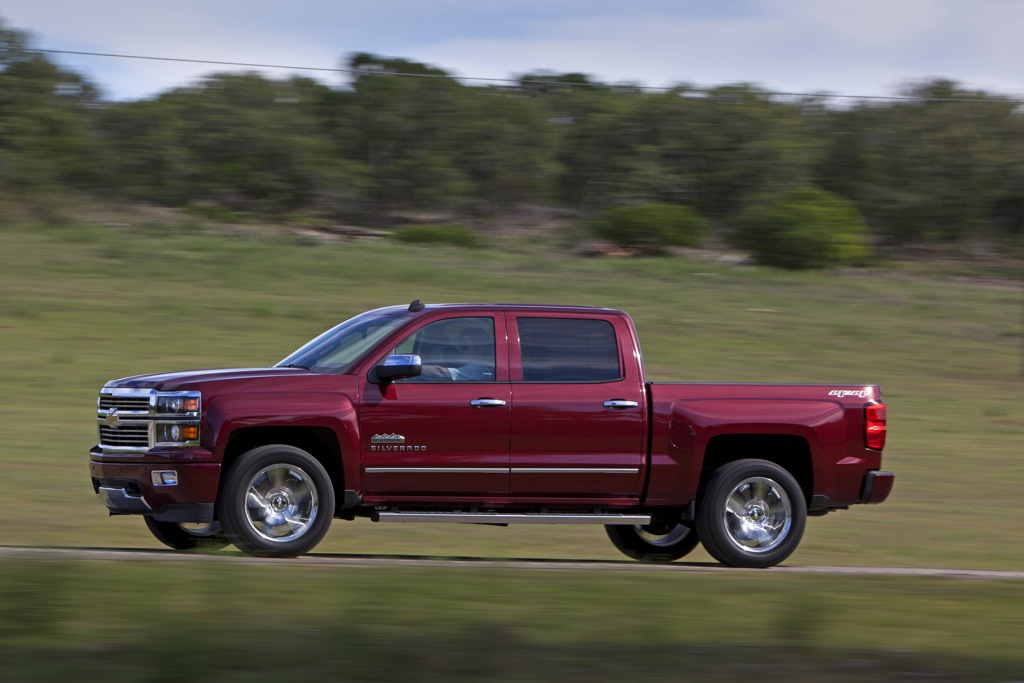 2014 Chevrolet Silverado Adds High Country Trim Level