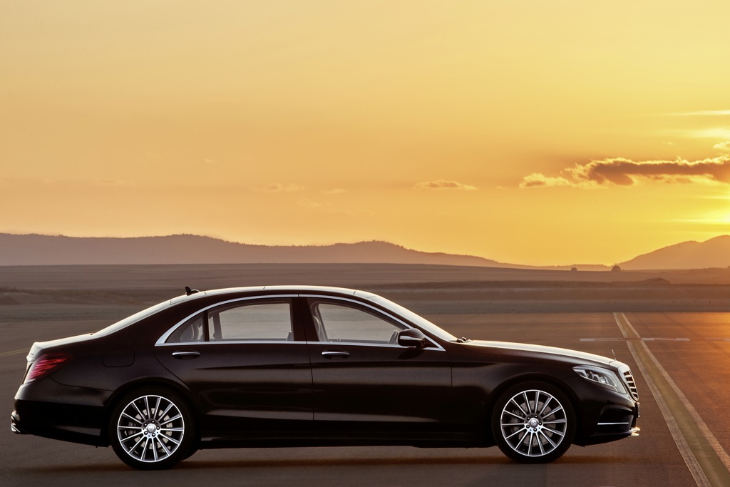 2014 Mercedes-Benz S-Class Revealed