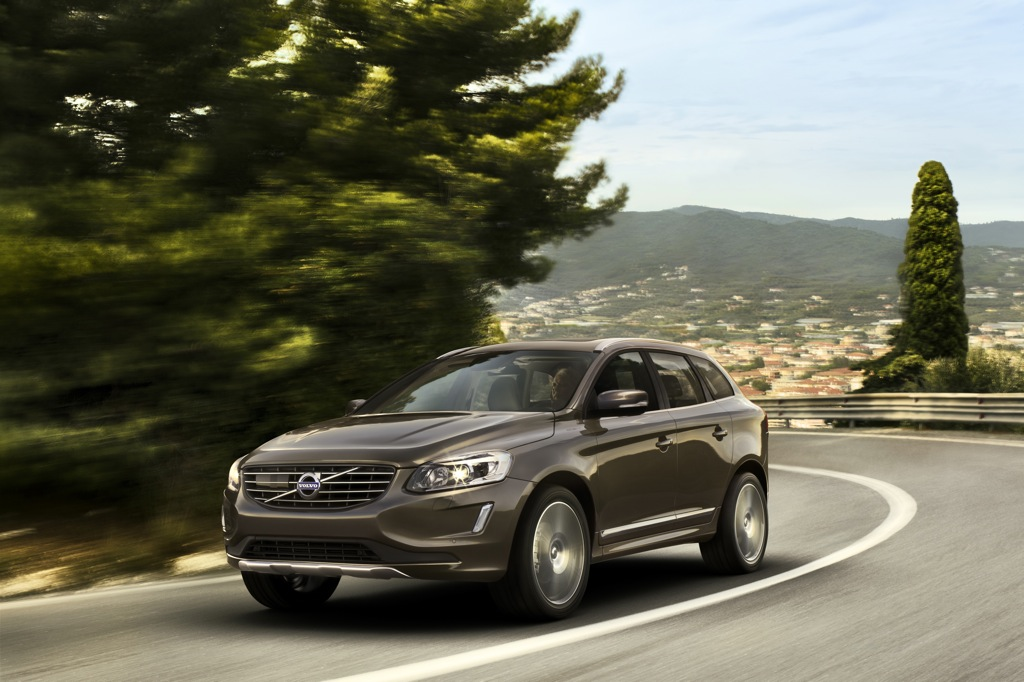 Updated 2014 Volvo XC60 Debuts