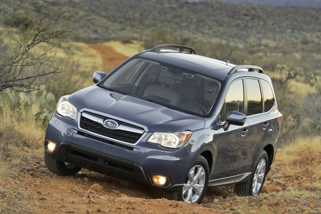 Subaru Forester Aces Tougher IIHS Crash Test