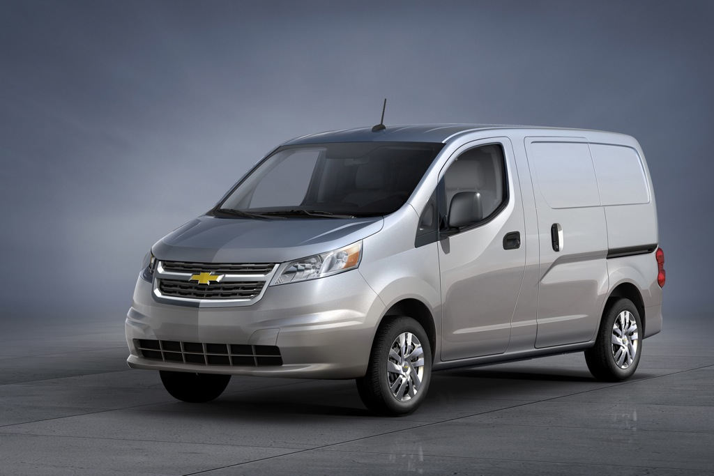 Chevrolet City Express: GM/Nissan Partnership
