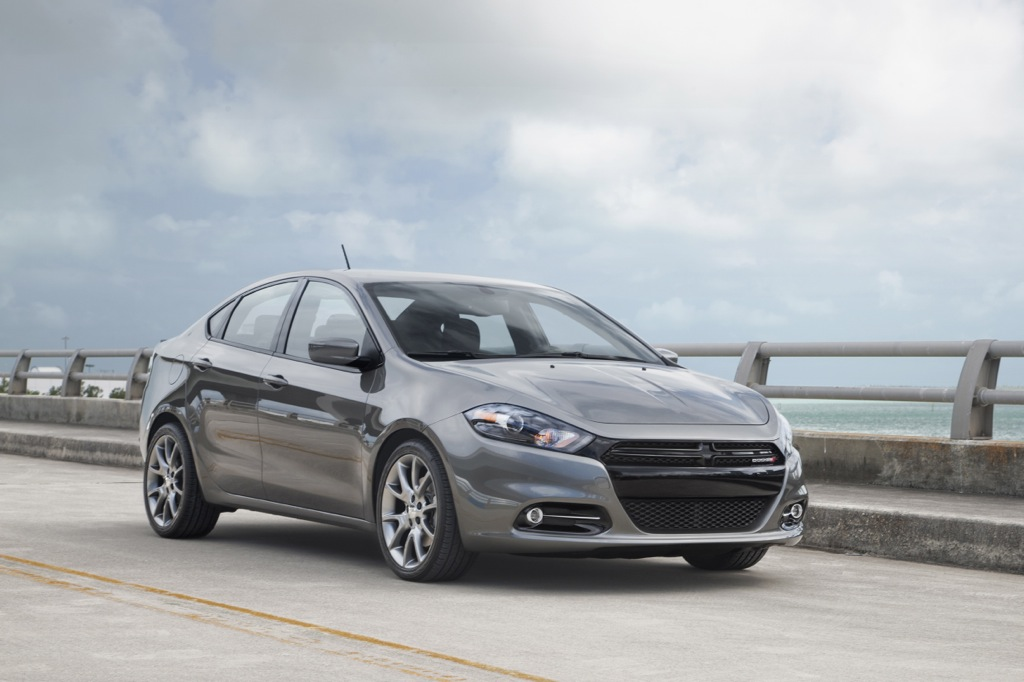 2013 Dodge Dart Adding Special Edition Packages