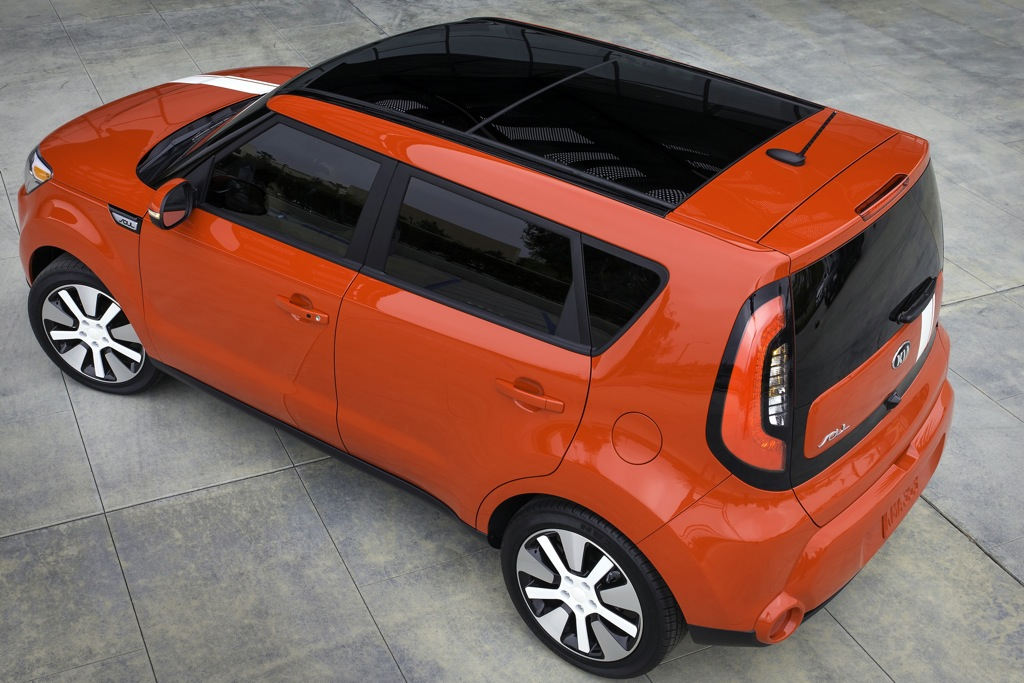 Kia Soul EV Coming Next Year