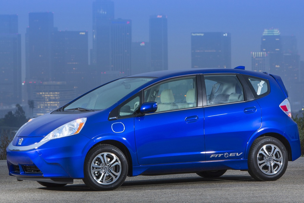 2013 Honda Fit EV Lease Lowered