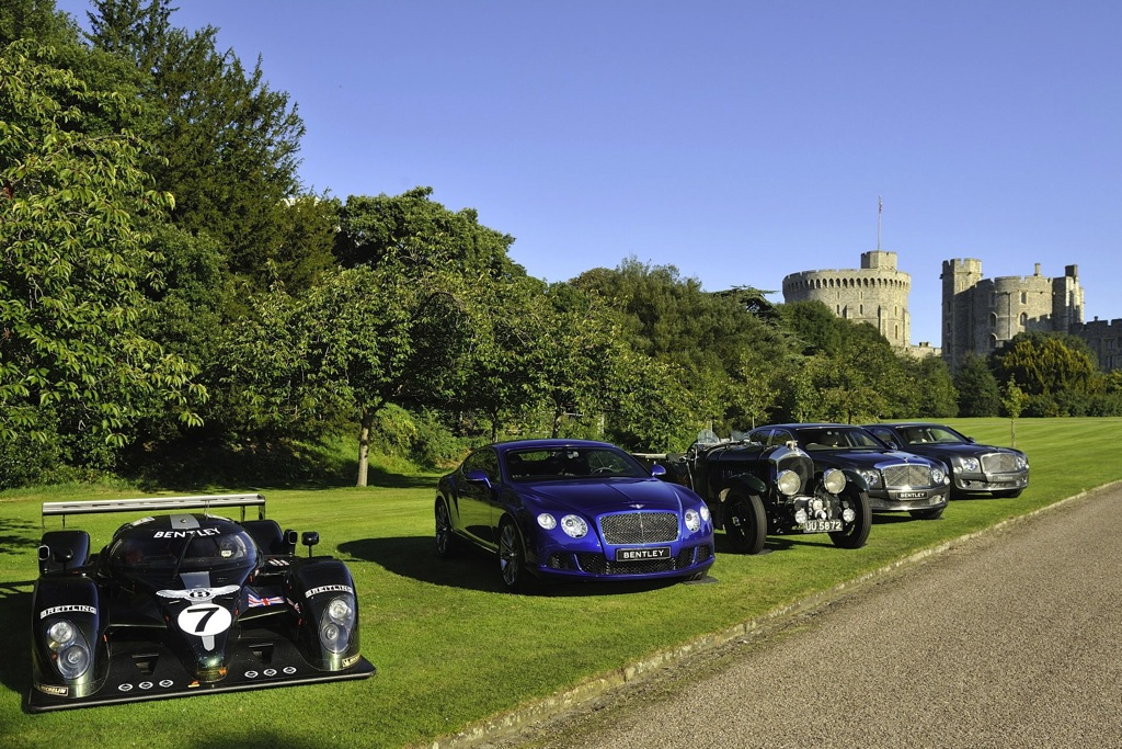 The Royal Treatment: Bentley Motors to Celebrate Coronation Festival With the Queen