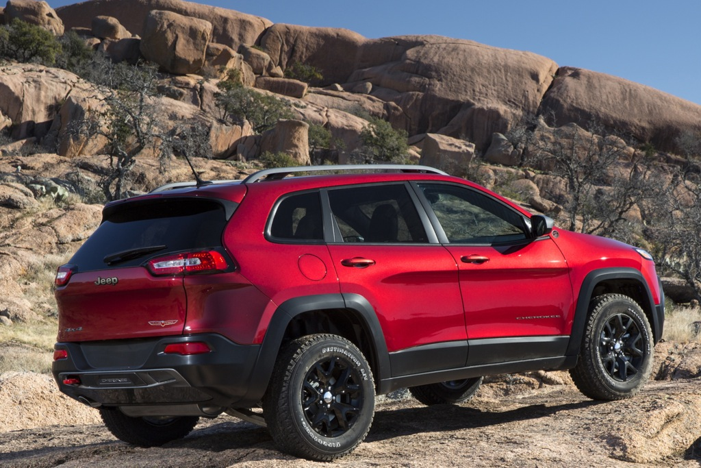 2014 Jeep Cherokee Pricing Announced