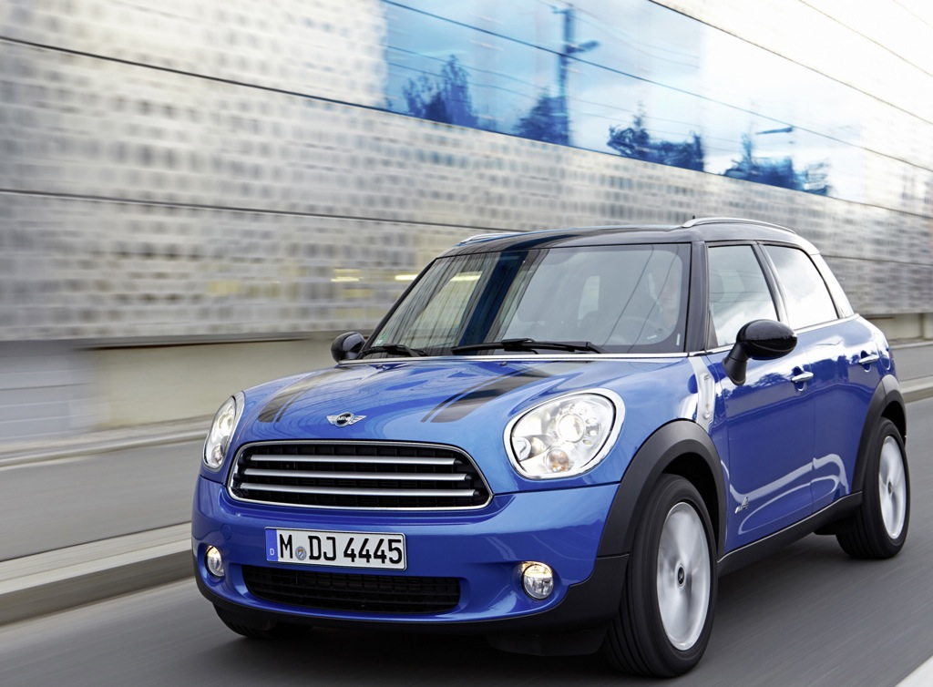New MINI Cooper Option Package Aimed at City Drivers