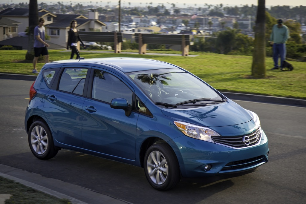 2014 Nissan Versa Note Pricing Announced