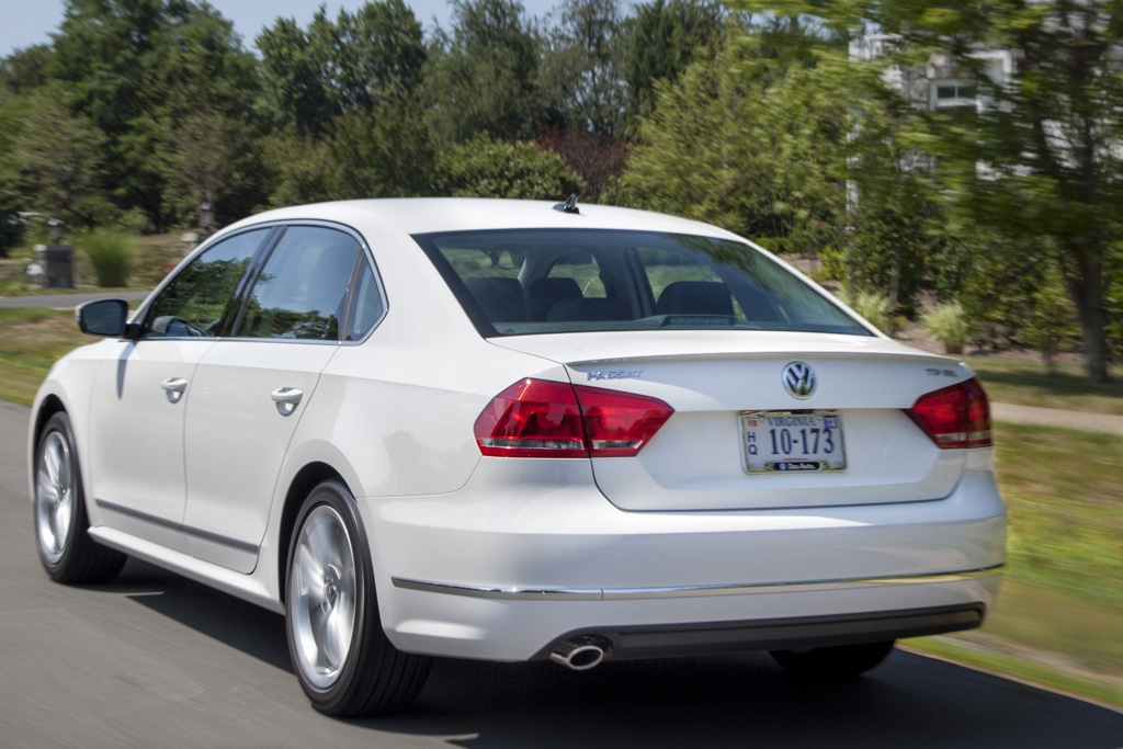 Volkswagen Passat TDI Aims for Fuel Economy Record