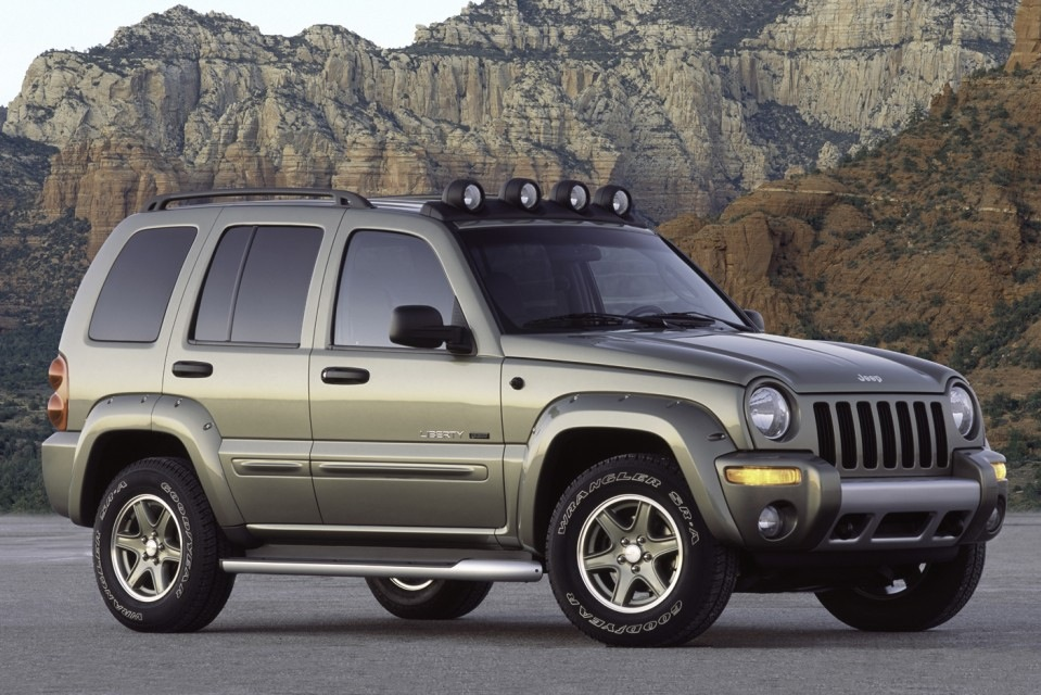 Jeep Grand Cherokee and Liberty Recalled for Fire Risk