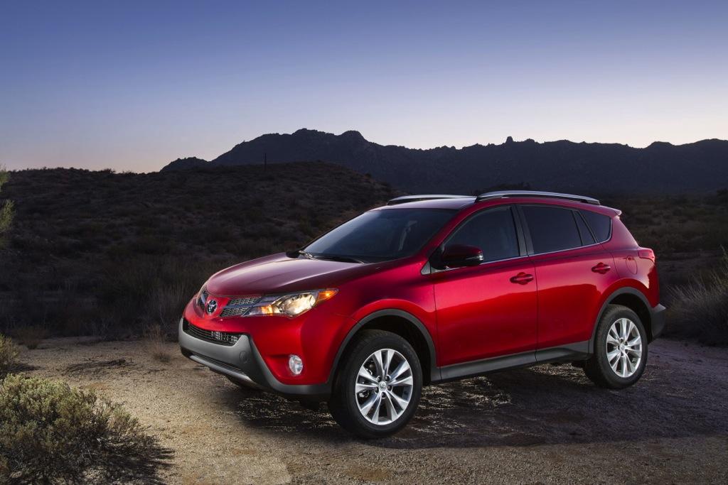 Toyota RAV4 EV Gets Half-Price Lease Deal