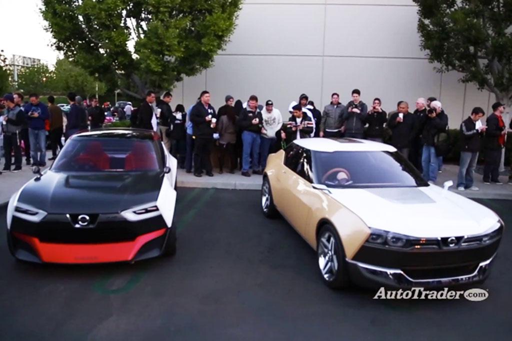 Nissan IDx Concept: First Look - Video