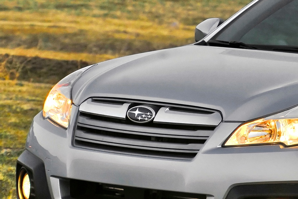 New Subaru Outback Will Debut at New York Auto Show