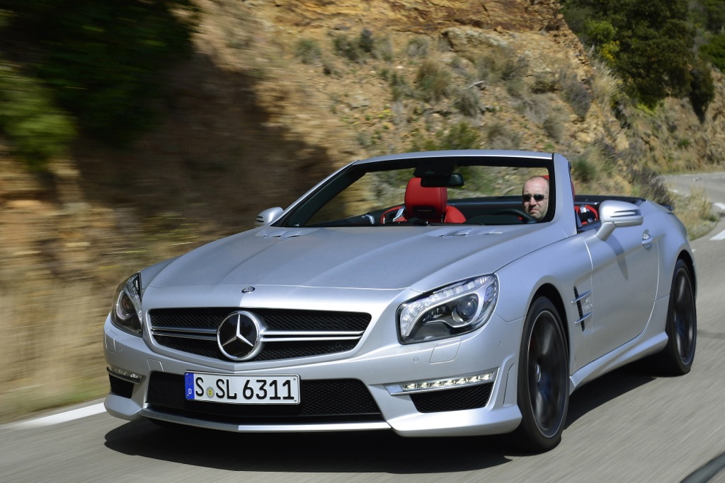 Mercedes-Benz SL-Class to Gain Entry-Level SL400 Model