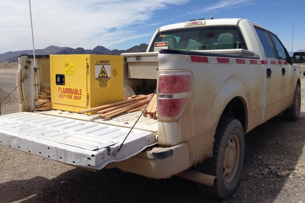 2015 Ford F-150: Aluminum Cargo Boxes Pass Rigorous Testing