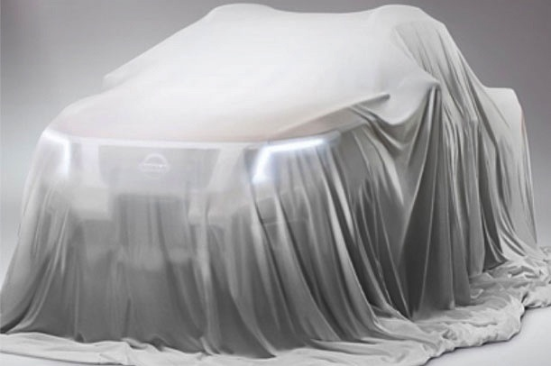 New Nissan Pickup Teased Ahead of Official Unveiling featured image large thumb0