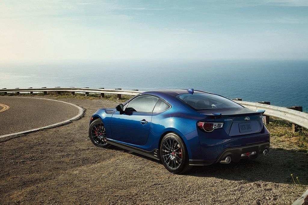 2015 Subaru BRZ Adds All-New Model