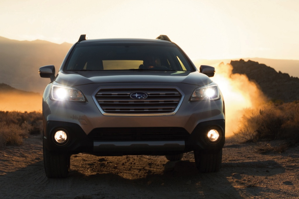 2015 Subaru Outback Pricing Officially Announced