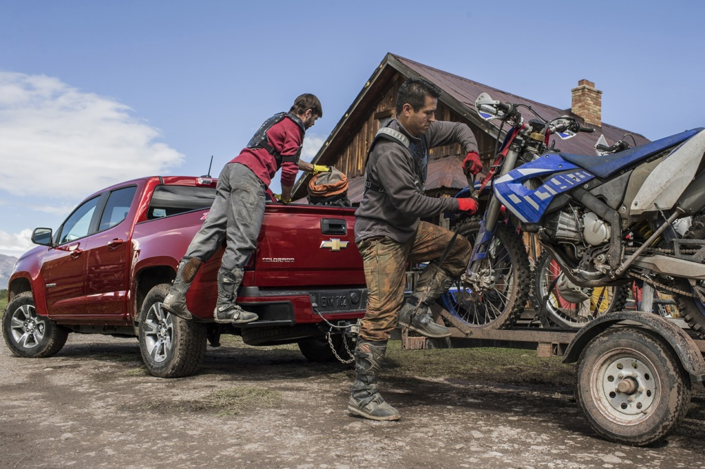 2015 Chevrolet Colorado and GMC Canyon to Be Most Powerful Midsize Pickups
