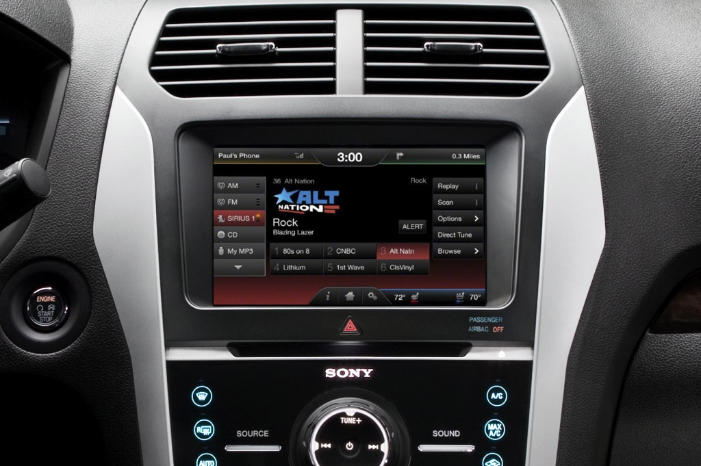 Ford and Chrysler Extend SiriusXM Traffic Subscription for 2015 Models