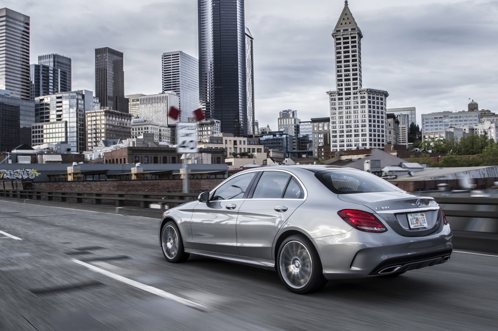 Redesigned 2015 Mercedes-Benz C-Class Pricing Announced