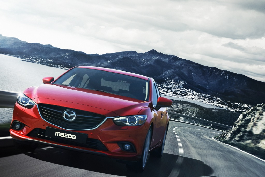 J.D. Power APEAL Study Names Mazda Most Improved Brand