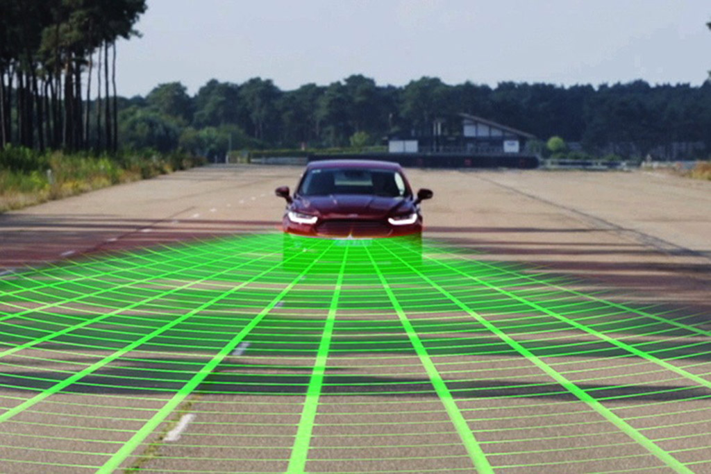 Ford Introduces Crash Prevention Technology