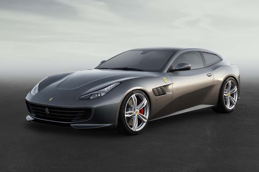 Check Out the Ferrari FF's New Makeover
