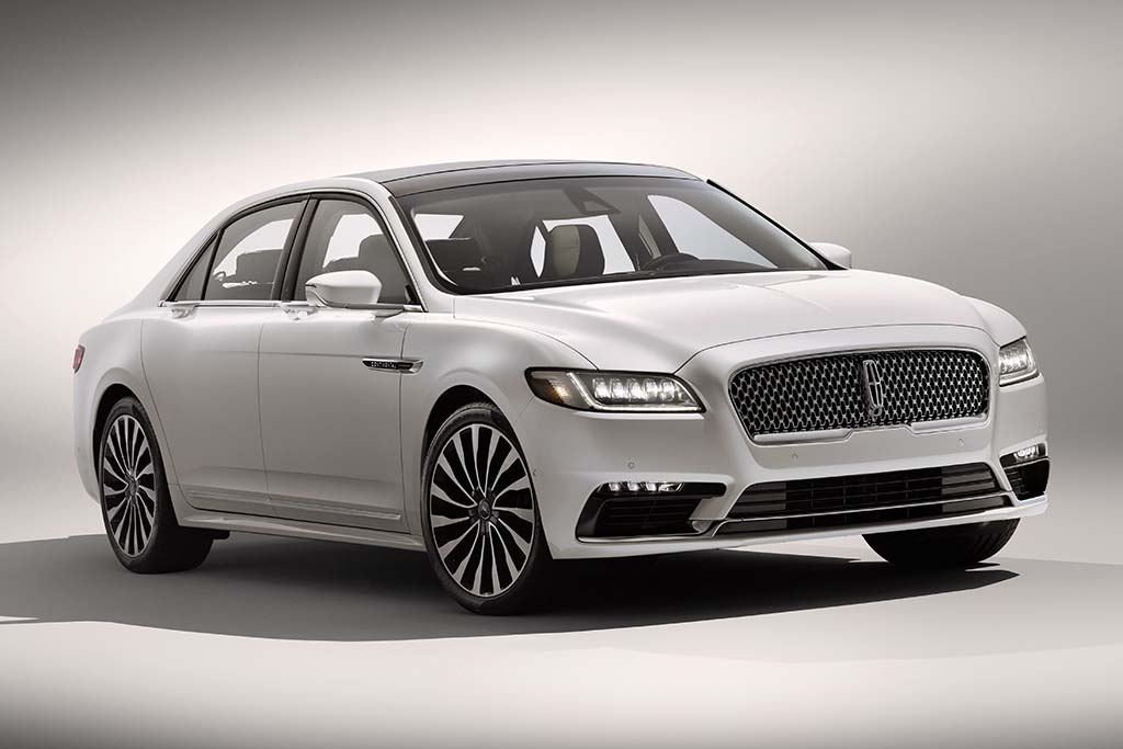 2017 Lincoln Continental: Now We Know What It Will Cost