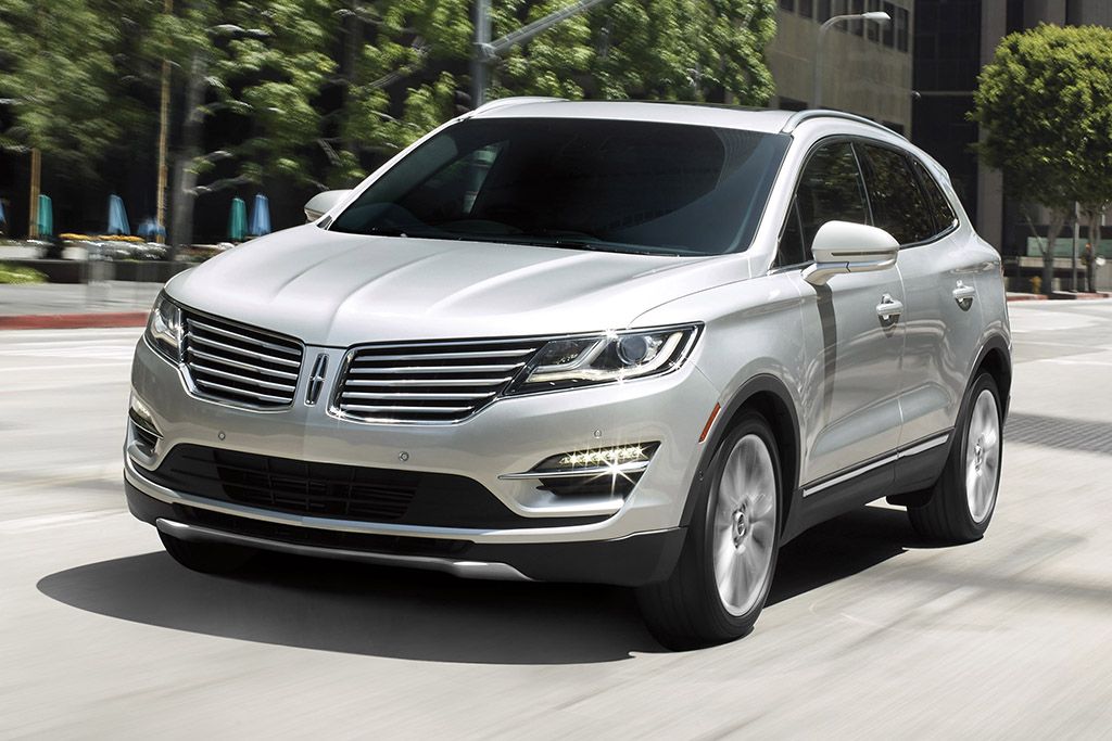 2017 Lincoln MKC Going on Sale Soon With a Few Changes