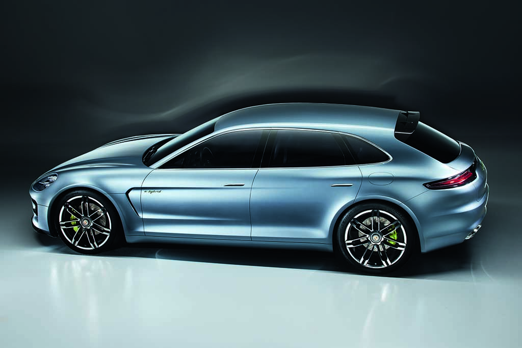 The Porsche Panamera Wagon is Likely Coming to America