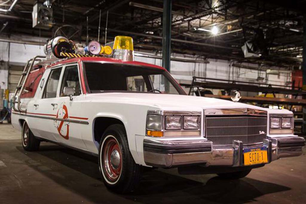 Ghostbusters' New ECTO-1: A Phantom Buster or Just a Bust?