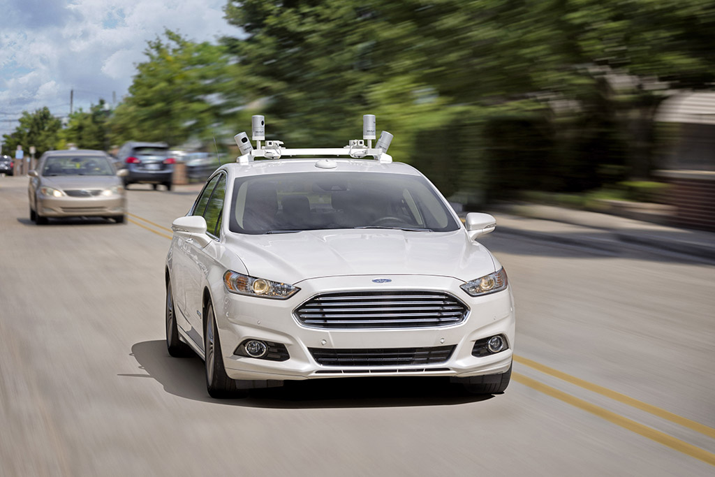 Ford to Build Fully Autonomous Cars for Ride Sharing by 2021