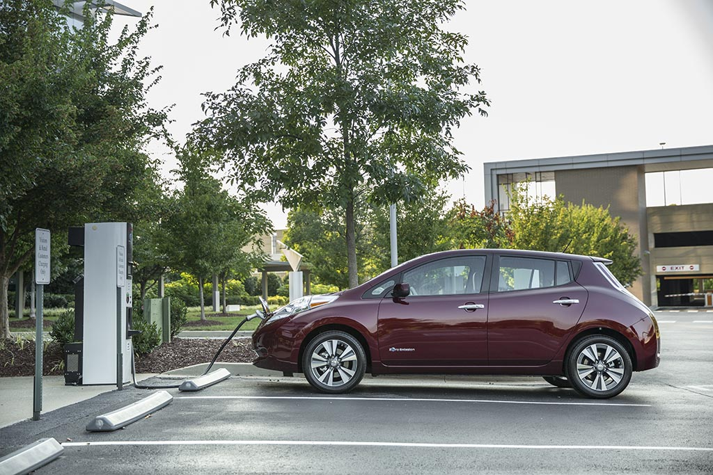 U.S. Sales of Electric Cars See Huge Bump in 2016