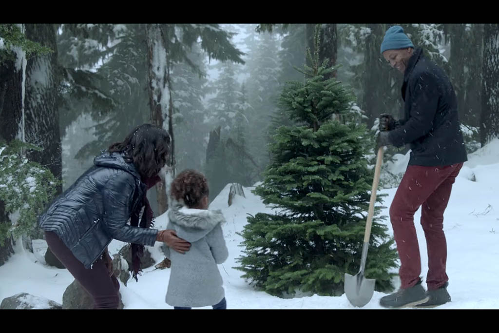 Infiniti Kicks Off A Holiday Tree-Planting Initiative