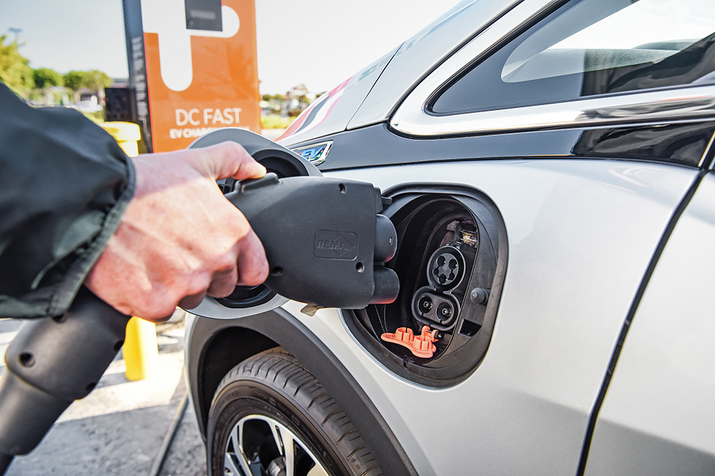 Electric Vehicle Charging Network Links Colorado, Utah and Nevada