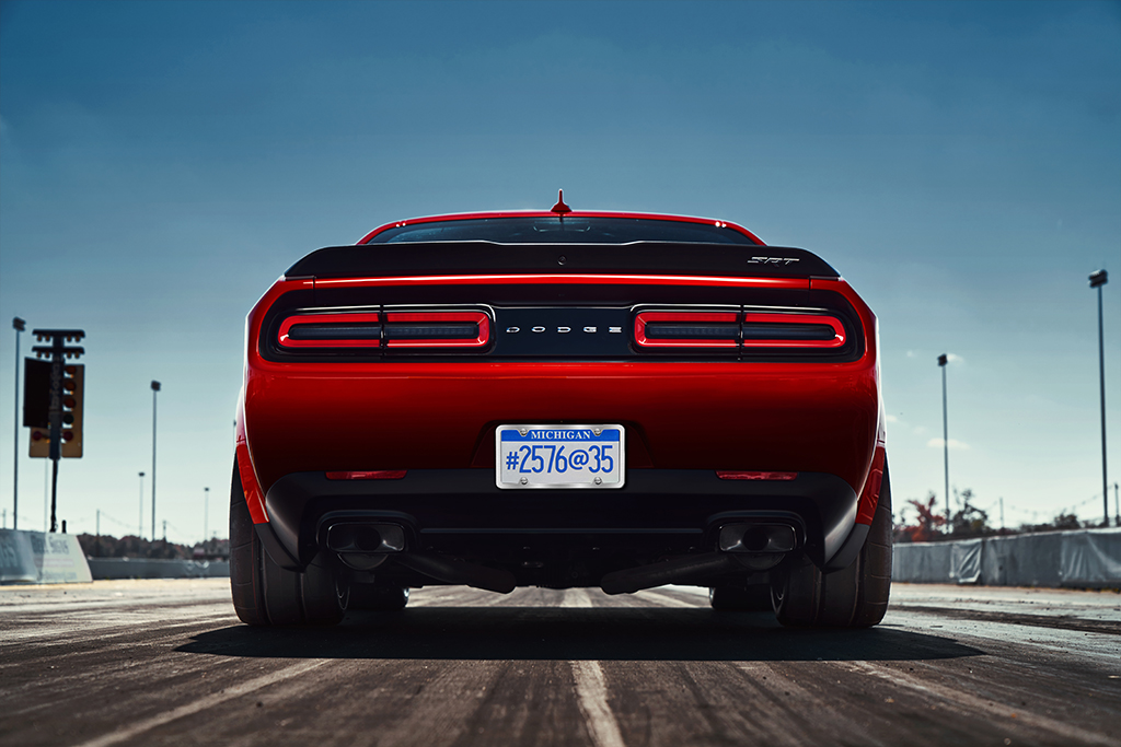 2018 Dodge Challenger SRT Demon: Dodge Resurrects an Iconic Name