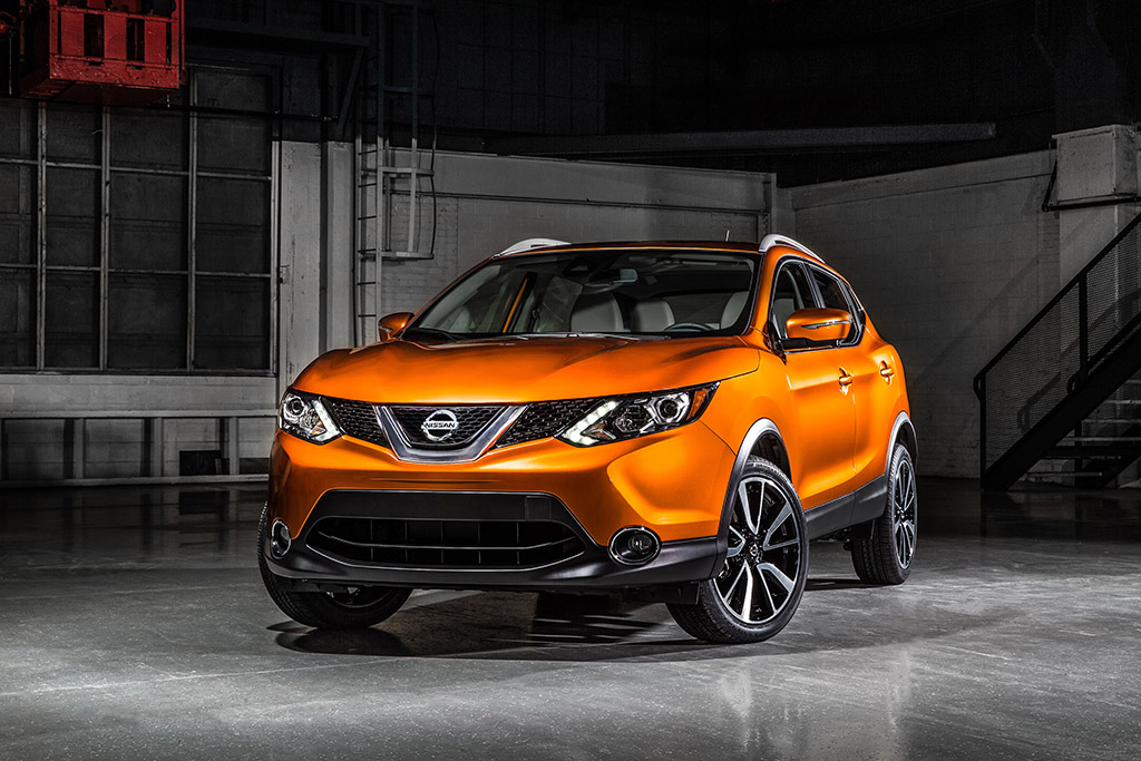 Nissan Announces Automatic Emergency Braking Will Be Standard on 7 Popular 2018 Models