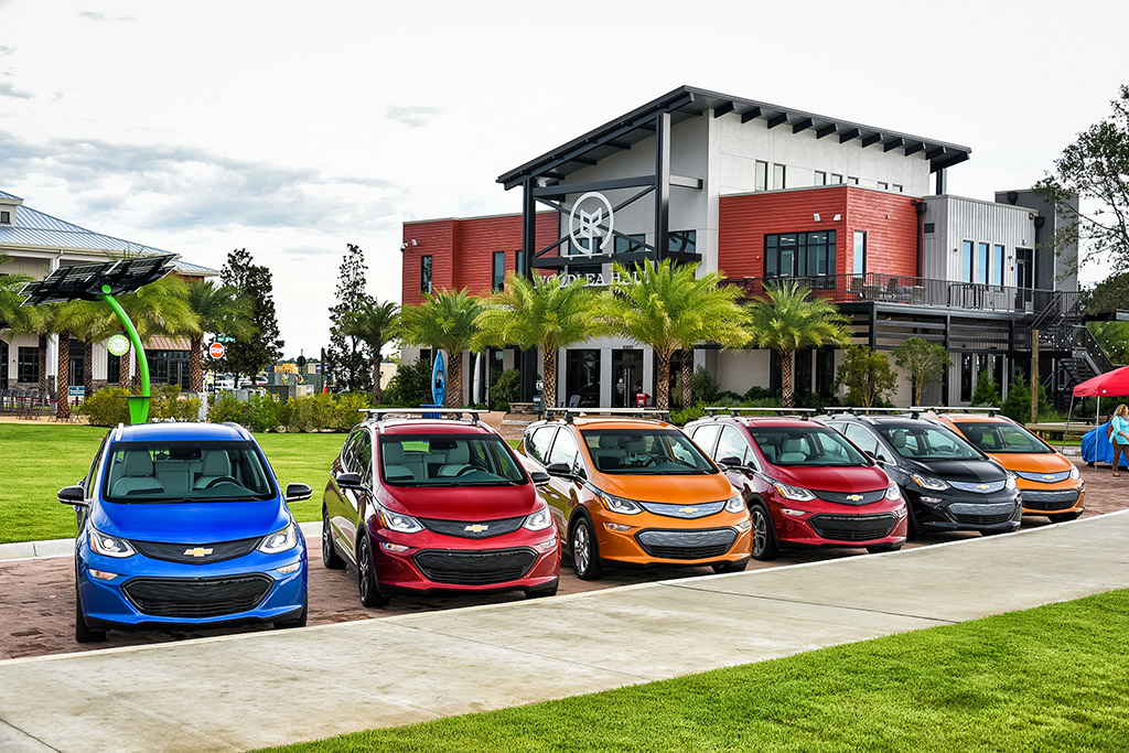 Electric Vehicles Are General Motors' Future