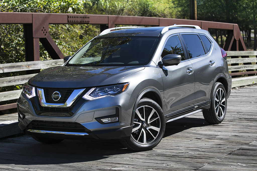 Self-Driving Cars: Nissan Will Offer ProPilot in the Rogue
