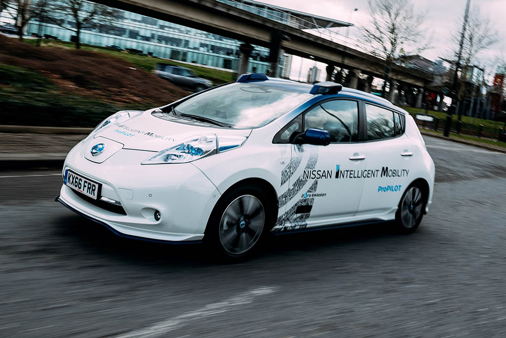 Self-Driving Cars: Transportation Secretary Chao Announces New Guidelines for Autonomous Vehicles