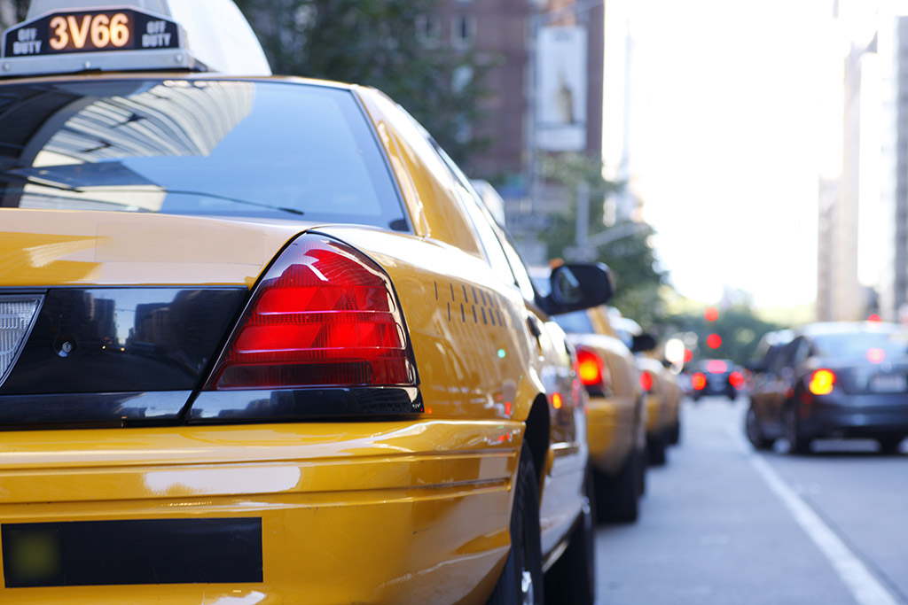 Uber Surpasses Taxis in New York City