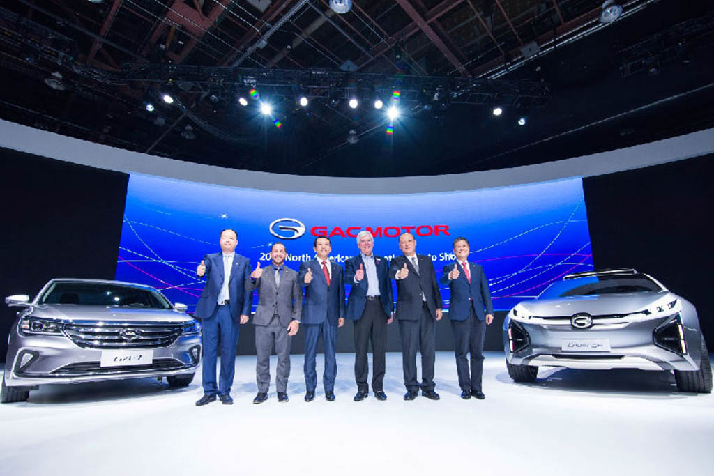 GAC: China's Guangzhou Automotive Group Is Coming to the US
